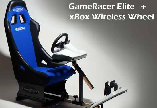 5 of the best racing simulator seats