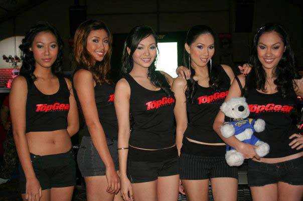 Top Gear Philippines anniversary party 2009