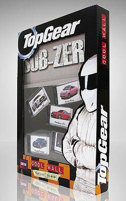 Top Gear Cool Wall Magnets