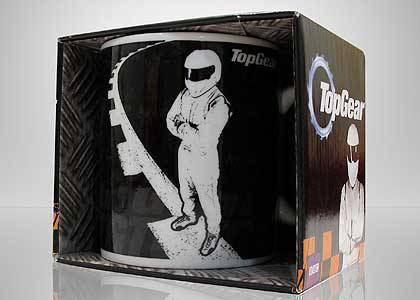 Top Gear The Stig Mug