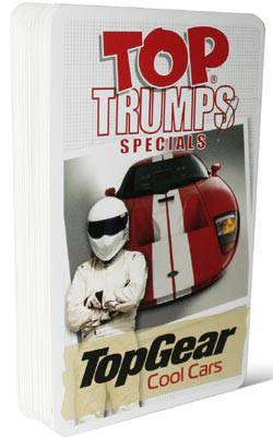 Top Gear Trump Cards