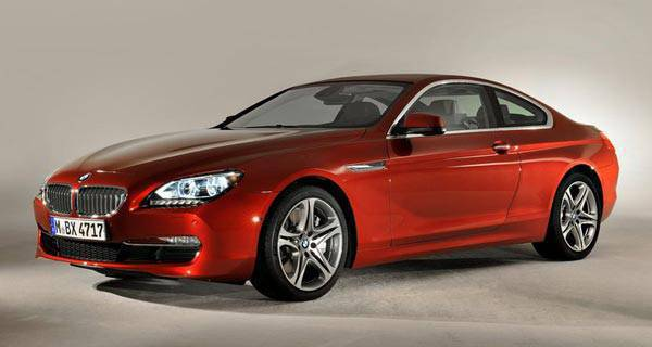 BMW 6-Series hardtop coupe