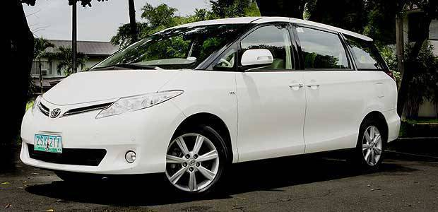 2009 Toyota Previa Top Gear Philippines CAR REVIEW