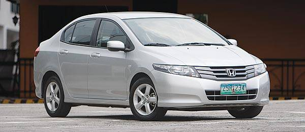Top Gear Philippines New Car Review - 2009 Honda city 1.3 S