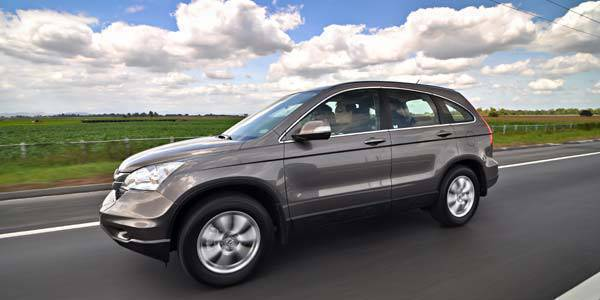 Superb Having Been Around Since 2007, The Honda CR V Is Now Going Through A  Midlife Crisis ...