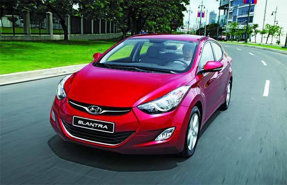 Hyundai Elantra GLS A/T