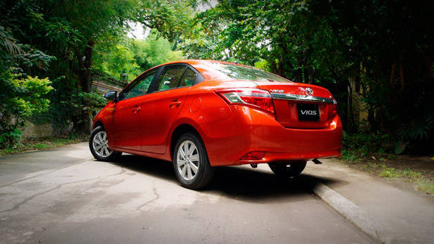 Toyota Vios Philippines review