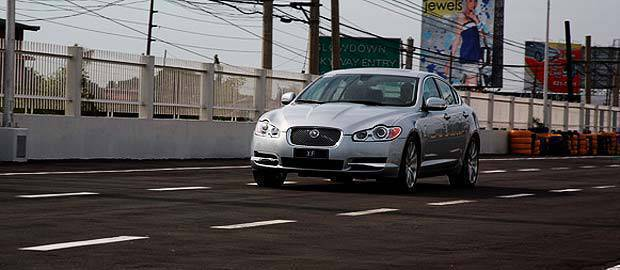 Jaguar XF Top Gear Philippines CAR REVIEW