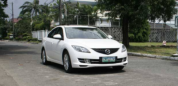 Mazda 6 Top Gear Philippines CAR REVIEW