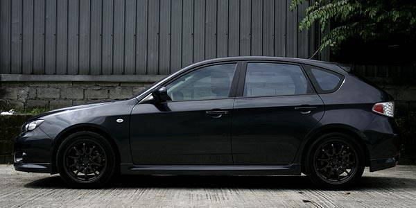 2009 subaru impreza 2 0 hatchback review. Black Bedroom Furniture Sets. Home Design Ideas