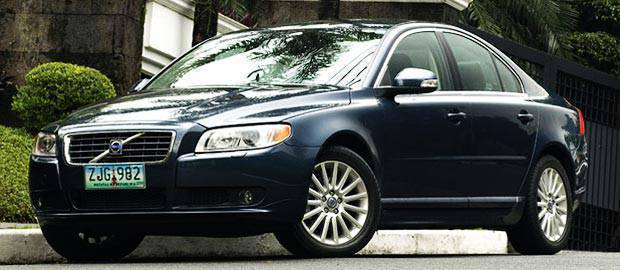 Volvo S80 Top Gear Philippines CAR REVIEW