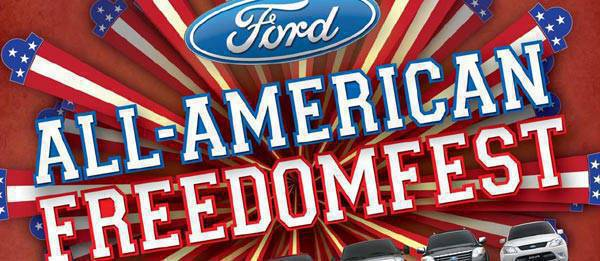 TopGear.com.ph Philippines Car News - Ford promo: Fly to Hong Kong, Singapore, or the US with All-American Freedom Fest
