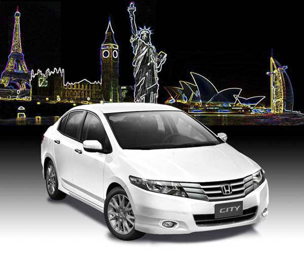 TopGear.com.ph Philippine Car News - Honda City CAREmittance promo