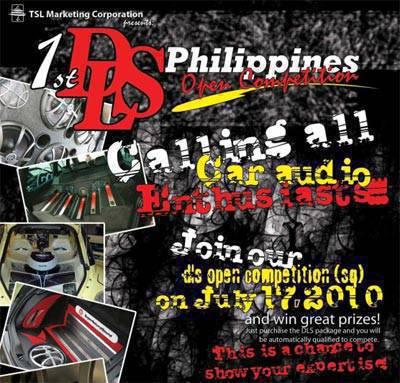 TopGear.com.ph Philippine Car News - DLS Sound Competition