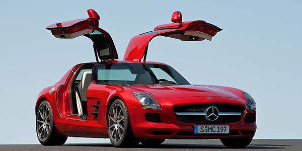 TopGear.com.ph Philippine Car News - Mercedes-Benz SLS AMG