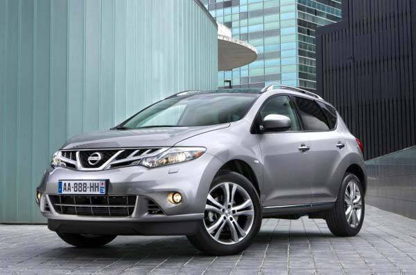 TopGear.com.ph Car News - Refreshed Nissan Murano