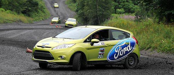 TopGear.com.ph Philippines Car News - Ford creates manufacturer-backed rally school with Fiestas