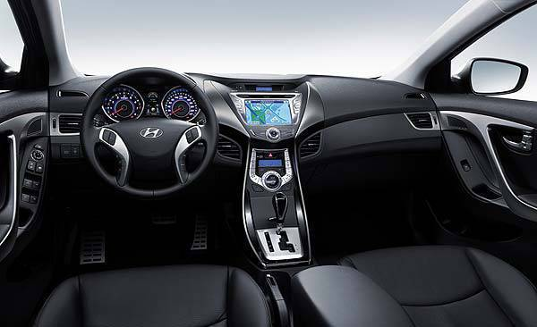 TopGear.com.ph Philippine Car News - Hyundai Elantra interior photo