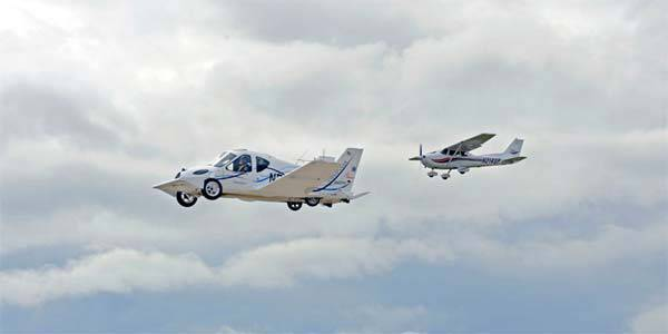TopGear.com.ph Philippine Car News - Sale of Terrafugia's flying car to be delayed by one year