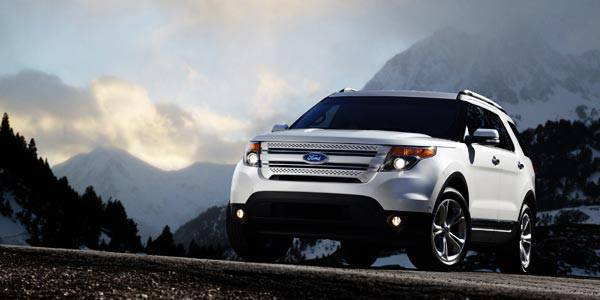 TopGear.com.ph Car News - Ford Explorer