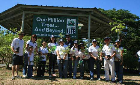TopGear.com.ph Philippine Car News - BMW distributor supports Philippine reforestation project