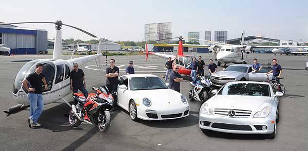 TopGear.com.ph Philippine Car News - Xavier School Our Rides