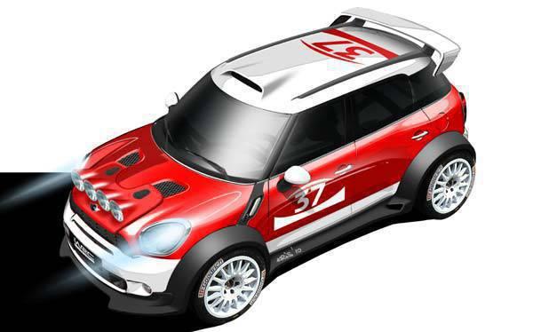 TopGear.com.ph Car News - Mini in WRC