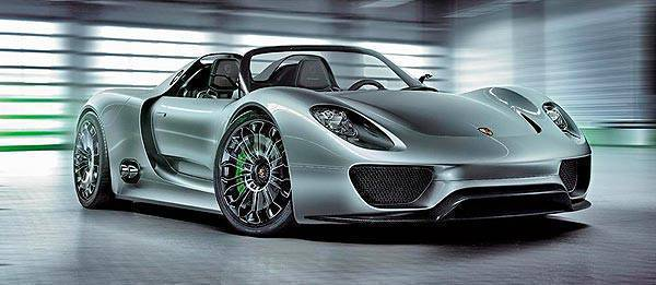 TopGear.com.ph Philippines Car News - Porsche greenlights 918 Spyder