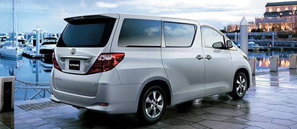 TopGear.com.ph Philippine Car News - Toyota Alphard