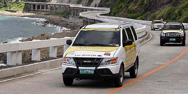 TopGear.com.ph Philippine Car News - Isuzu Crosswind XL in the 2010 Isuzu Challenge