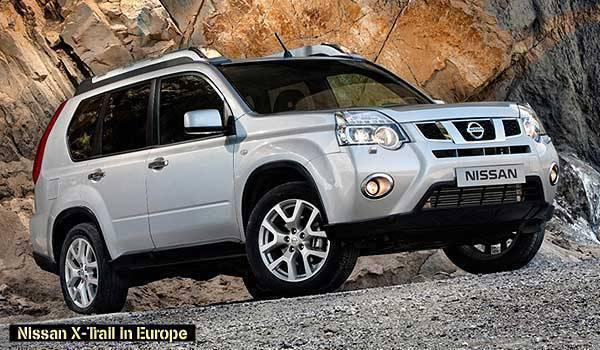 TopGear.com.ph Philippine Car News - Nissan X-Trail in Europe