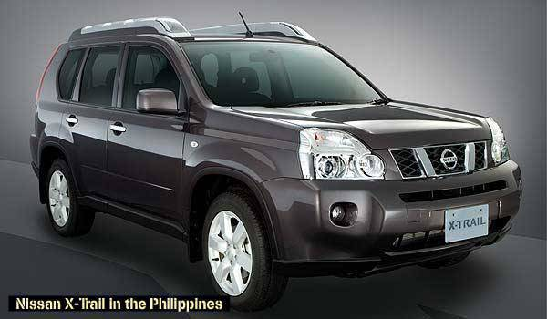 TopGear.com.ph Philippine Car News - Nissan X-Trail in the Philippines