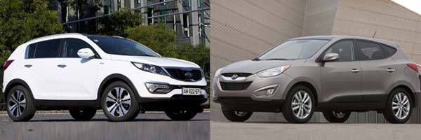 Attractive Are The Kia Sportage And The Hyundai Tucson The Same? | News | Top Gear  Philippines