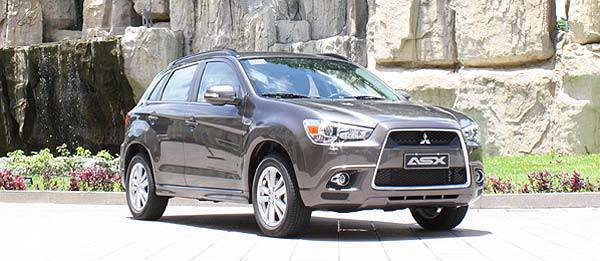 Mitsubishi reveals all-new ASX crossover vehicles price