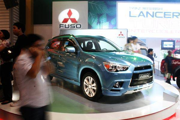 TopGear.com.ph Philippine Car News - Mitsubishi ASX at the 3rd Philippine International Motor Show
