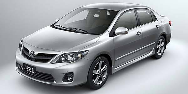 TopGear.com.ph Philippine Car News - Toyota Altis launched at the 3rd PIMS