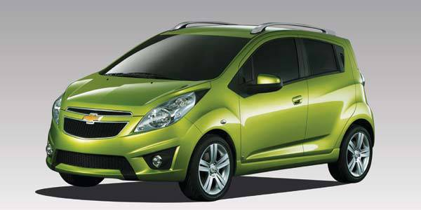 TopGear.com.ph Philippine Car News - Chevrolet Philippines reveals price of all-new Spark