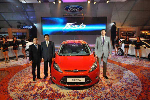 TopGear.com.ph Philippine Car News - Ford Fiesta at PIMS 2010