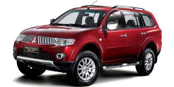 TopGear.com.ph Philippine Car News - Mitsubishi Montero Sport 4x2 MT