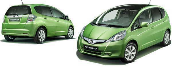 TopGear.com.ph Philippine Car News - Hybrid Honda Jazz