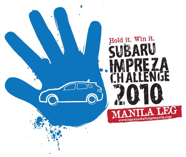 Subaru Impreza Challenge - Manila Leg