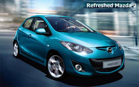 TopGear.com.ph Philippine Car News - Mazda 2 in France
