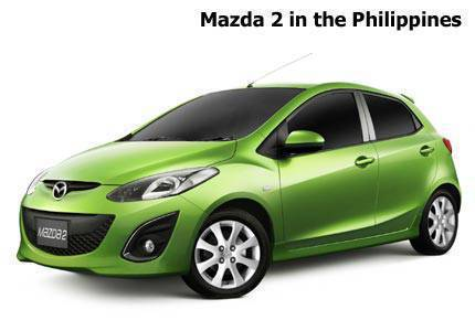TopGear.com.ph Philippine Car News - Mazda 2 in the Philippines