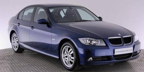 TopGear.com.ph Car News - BMW 3-Series photo (from Newspress.co.uk)