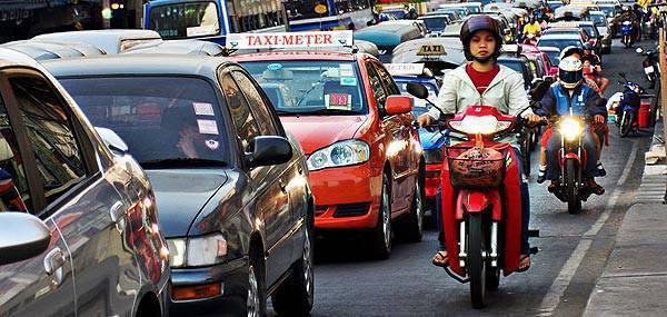 TopGear.com.ph Philippine Car News - Bill seeks establishment of motorcycle lanes