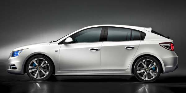 TopGear.com.ph Car News - Chevrolet Cruze Hatchback