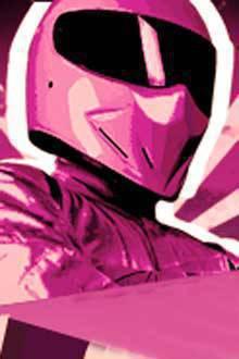 TopGear.com.ph - Pink Stig (by Raynand Olarte)