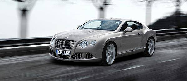 TopGear.com.ph Philippine Car News - Bentley unveils new Continental GT