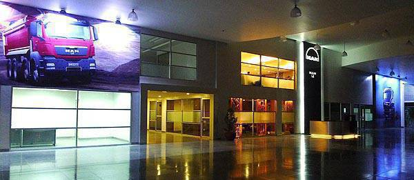 TopGear.com.ph Philippine Car News - MAN Automotive opens new showroom