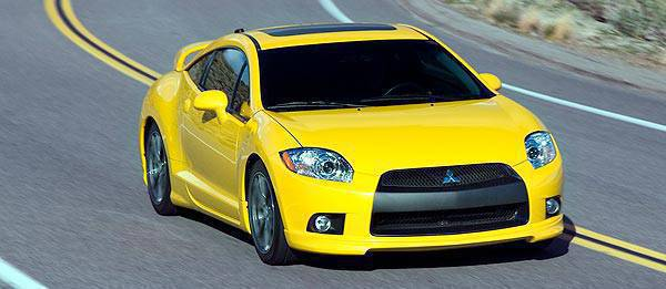 TopGear.com.ph Philippine Car News - Mitsubishi to kill off Galant, Eclipse models?